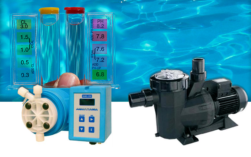 Mantenimiento de depuradoras de piscinas